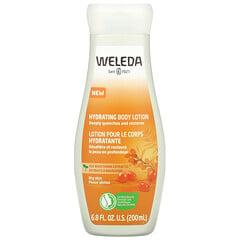 Weleda, 保濕身體乳,沙棘提取物,6.8 液量盎司(200 毫升)