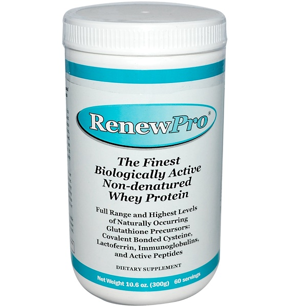 Well Wisdom, RenewPro, 10.6 oz (300 g) (Discontinued Item)