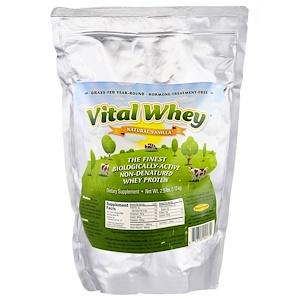 Велл Виздом, Vital Whey, Natural Vanilla, 2.5 lbs (1.13 kg) отзывы