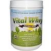Well Wisdom, Vital Whey, Natural Cocoa, 21 oz (600 g)