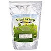 Well Wisdom, Lactosérum vital, Cacao naturel, 1.13 kg