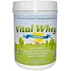 Well Wisdom, Vital Whey, Natural, 1.31 lbs (600 g)