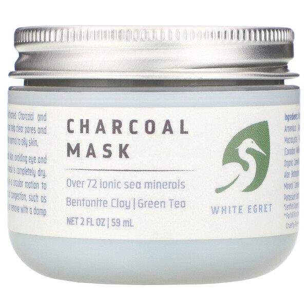 Charcoal Mask, 2 fl oz (59 ml)