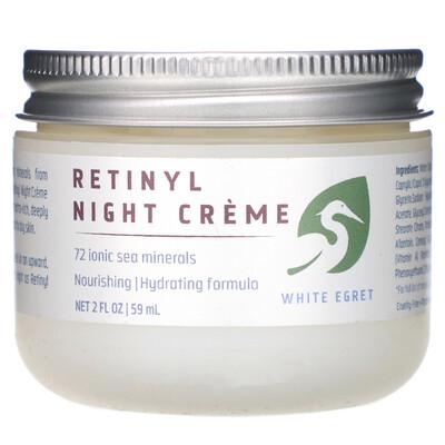 Купить Ночной крем с ретинолом, 2 жидких унции (59 мл)
