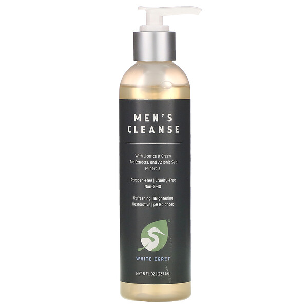 Men's Cleanse,  8 oz (237 ml)