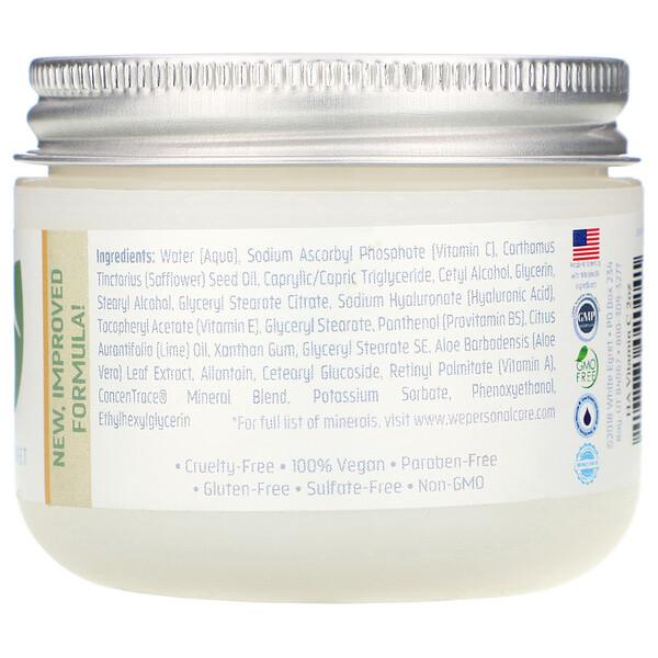 White Egret Personal Care, ビタミンCヒアルロン酸セラム、2 液体 オンス(59 ml)
