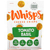 Whisps, Tomato Basil Cheese Crisps, 2.12 oz ( 60 g)