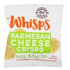 Whisps, Parmesan Cheese Crisps, Snack Packs, 6 Pouches, 0.63 oz (18 g) Each