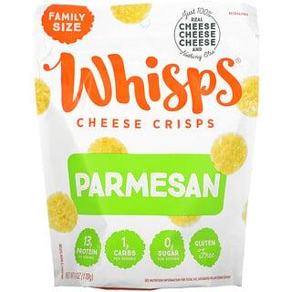 Whisps, 帕玛森芝士脆皮,家庭装,6 盎司(170 克)