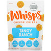 Whisps, Tangy Ranch Cheese Crisps, 2.12 oz ( 60 g)