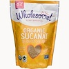 Wholesome Sweeteners, Inc., Organic Sucanat, Dehydrated Cane Juice, 1 lb. (16 oz) - 454 g