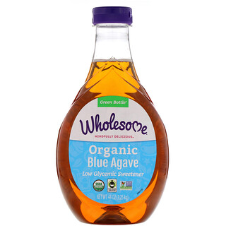 Wholesome Sweeteners, Inc., Organic Blue Agave, 44 oz (1.25 kg)