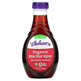 Wholesome, Organic Raw Blue Agave, 23.5 oz (666)