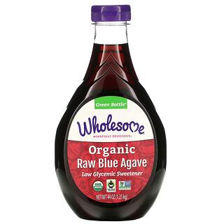 Wholesome, Organic Raw Blue Agave, 44 oz (1.25 kg)