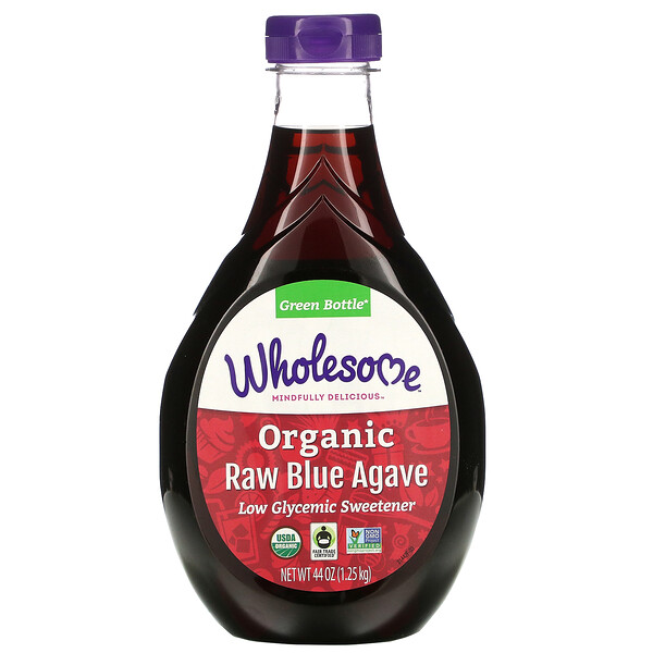 Wholesome, Organic Raw Blue Agave, 44 oz (1.25 kg)