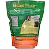 Wholesome Sweeteners, Inc., Organic Sucanat, Dehydrated Cane Juice, 2 lbs. (32 oz) - 907 g