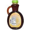 Wholesome Sweeteners, Inc., オーガニック・パンケーキシロップ, オリジナル シック・アンド・リッチ,  20 液量オンス (591 ml)