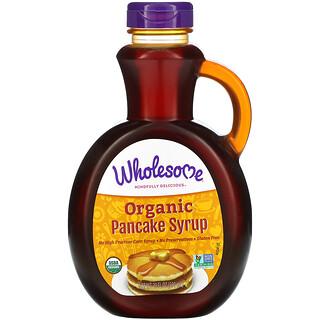 Wholesome, Organic Pancake Syrup, 20 fl oz (591 ml)