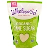 Wholesome Sweeteners, Inc., Organic Cane Sugar, 4 lbs (1.81 kg)