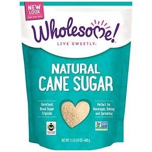 Холсам Свитнерс, Natural Cane Sugar, 1.5 lbs (24 oz.) — 680 g отзывы