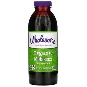 Холсам Свитнерс, Organic Molasses, Unsulphured, 16 fl oz (472 ml) отзывы