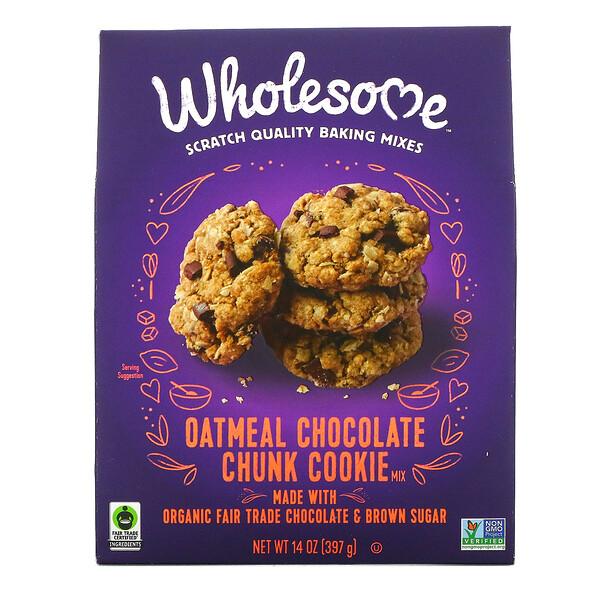 Oatmeal Chocolate Chunk Cookie Mix, 14 oz (397 g)