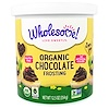 Wholesome Sweeteners, Inc., Organic Chocolate Frosting, 12.5 oz (354 g) (Discontinued Item)