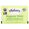 Wholesome, Organic Stevia, Zero Calorie Sweetener Blend, 35 Individual Packets, 1.23 oz ( 35 g)
