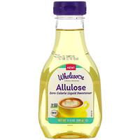 Wholesome, Allulose, Zero Calorie Liquid Sweetener, 11.5 oz ( 326 g)