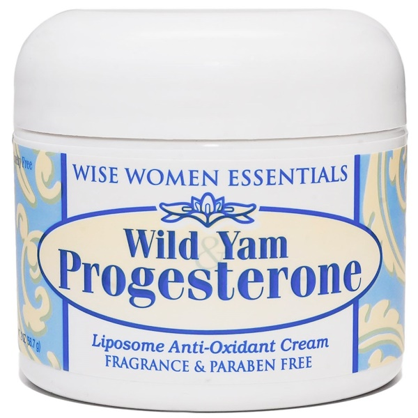 Wise Essentials, Wild Yam Progesterone, 2 oz (56.7 g)