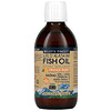 Wiley's Finest, Wild Alaskan Fish Oil, Orange Burst, 8.45 fl oz (250 ml)