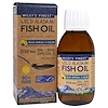 Wiley's Finest, Wild Alaskan Fish Oil, Peak Omega-3 Liquid, Natural Lemon Flavor, 2150 mg, 4.23 fl oz (125 ml)