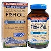 Wiley's Finest, Wild Alaskan Fish Oil, Peak EPA, 1250 mg, 120 Fish Softgels