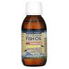 Wiley's Finest, ワイルド・アラスカン・フィッシュオイル、子供用!、初心者向けDHA、天然イチゴ・スイカ風味、650 mg、4.23 液体オンス(125 ml)