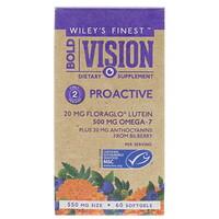 Bold Vision, профилактическое, 550 мг, 60 мягких таблеток - фото