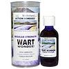 Wellinhand Action Remedies, Wart Wonder, Regular Strength, 2 fl oz (60 ml)