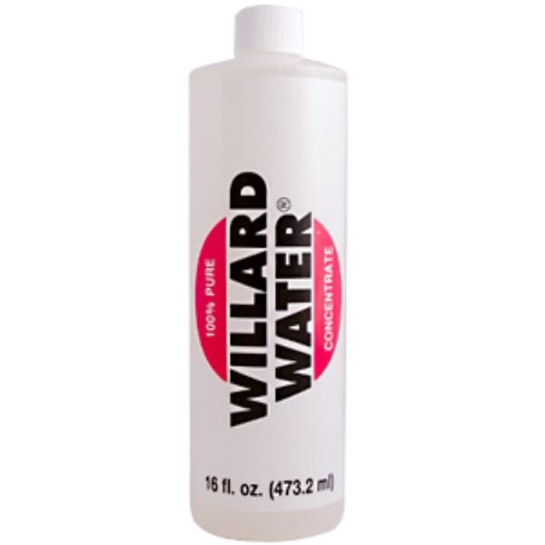 Willard, Willard Water, 16 fl oz (473.2 ml) (Discontinued Item)