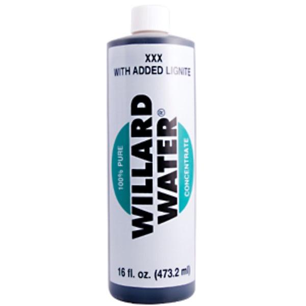 Willard, Willard Water with Added Lignite, 16 fl oz (473.2 ml) (Discontinued Item)