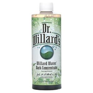 Виллард, Willard Water, Dark Concentrate, 16 fl oz (473 ml) отзывы покупателей