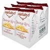 Wellaby's, Cheese Ups, Smokehouse Cheese, 6 Bags, 3 oz (85 g) Each (Discontinued Item)