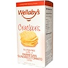 Wellaby's, Crackers, Parmesan Sundried Tomato, 6 Boxes, 3.9 oz (110 g) Each (Discontinued Item)