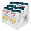 Wellaby's, Pita Chips, Olive Oil & Sea Salt, 6 Bags, 4.2 oz (125 g) Each (Discontinued Item)