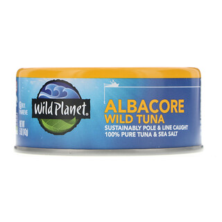 Wild Planet, Wild Albacore Tuna, 5 oz (142 g)