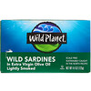 Wild Planet, Wild Sardines In Extra Virgin Olive Oil, Lightly Smoked, 4.4 oz (125 g)