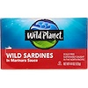 Wild Planet, Wild Sardines In Marinara Sauce, 4.4 oz (125 g)