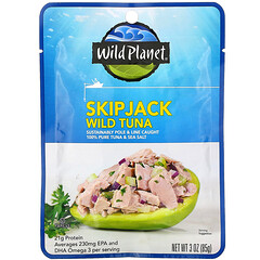 Wild Planet, 野生鰹魚肉,3 盎司(85 克)