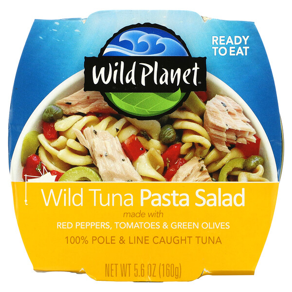Wild Tuna Pasta Salad, 5.6 oz (160 g)
