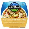 Wild Planet, Wild Tuna White Bean Salad, 5.6 oz (160 g)