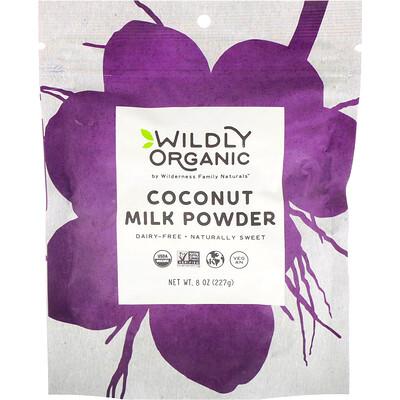 Wildly Organic Coconut Milk Powder, 8 oz (227 g)