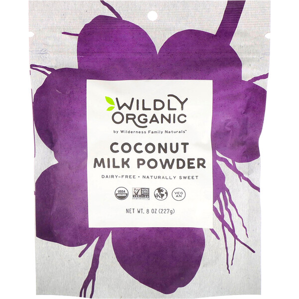 Coconut Milk Powder, 8 oz (227 g)